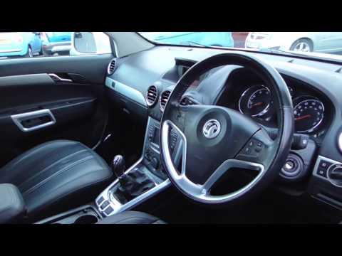 Vauxhall ANTARA 2.2 CDTi [184] SE Nav 5dr [Start Stop] U50497