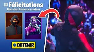NEW CONCERT (event) - SKIN FREE ON FORTNITE!