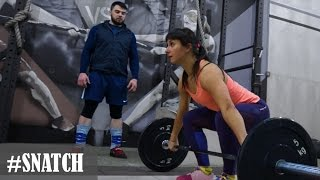 Weightlifting - technique in snatch. Техника в РЫВКЕ / А.ТОРОХТИЙ