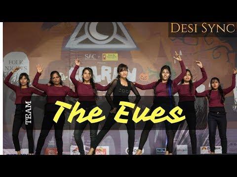 Desi Sync- The EVES- Culrav 2018 MNNIT Allahabad