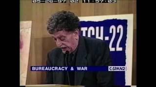Kurt Vonnegut, Joseph Heller and others on Bureaucracy & War (1997)