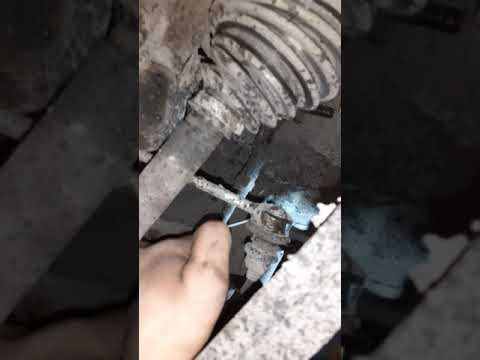 Замена рулевой рейки лачетти своими руками