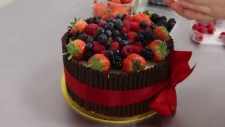 Create-a-Cake with Patisserie Valerie
