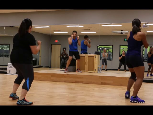 BodyCombat highlights