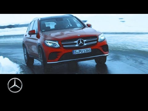 Mercedes-Benz GLC: In the Swiss Alps | #MBvideocar