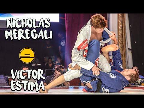 NICHOLAS MEREGALI VS VICTOR ESTIMA - SEASON 4 - MIDDLEWEIGHT GRAND PRIX -