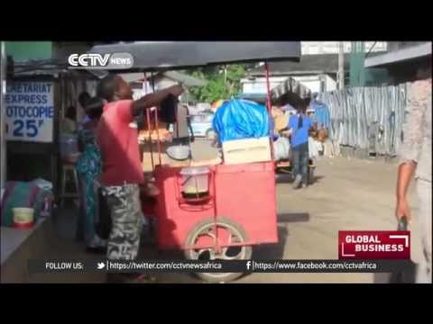 Street food becoming popular in DRC