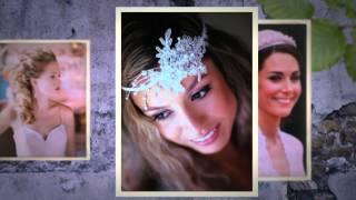 Свадебные прически с распущенными волосами для принцес