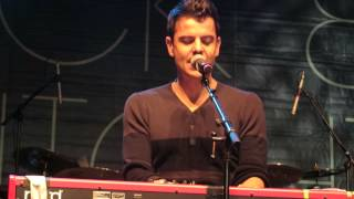 Jordan Knight - I Could Never Take The Place Of Your Man - Soundcheck - Toronto - Oct 5, 2014