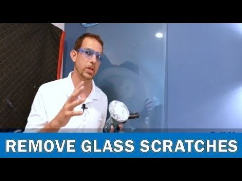 how to remove scratches from watch glass