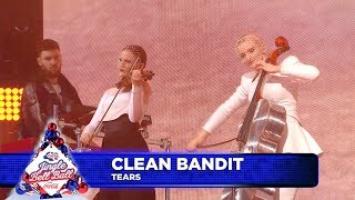 Clean Bandit - 'Tears' (Live at Capital's Jingle Bell Ball 2018)