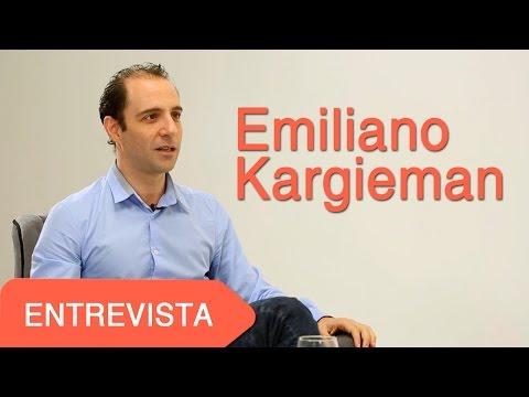 EMILIANO KARGIEMAN en Startups Way