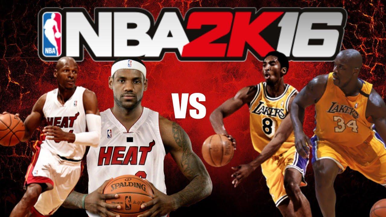 Nba K Heat Vs   Lakers