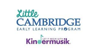 Little Cambridge Presenta Kindermusik