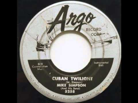 mike simpson - cuban twilight