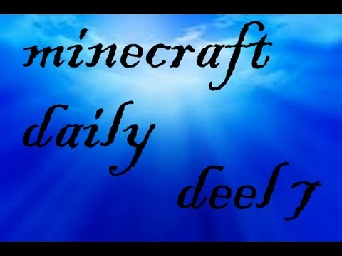 minecraft daily deel 7 l wesley speelt met zijn moeder l ft jacco & wesley