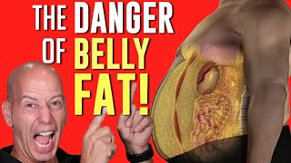 HOW TO GET RID OF DANGEROUS  BELLY FAT FAST!!!