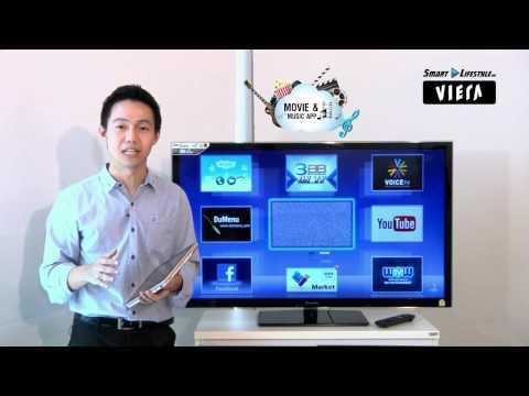 รีวิวิ Panasonic LED รุ่น E5 -  Smart Lifestyle by Viera