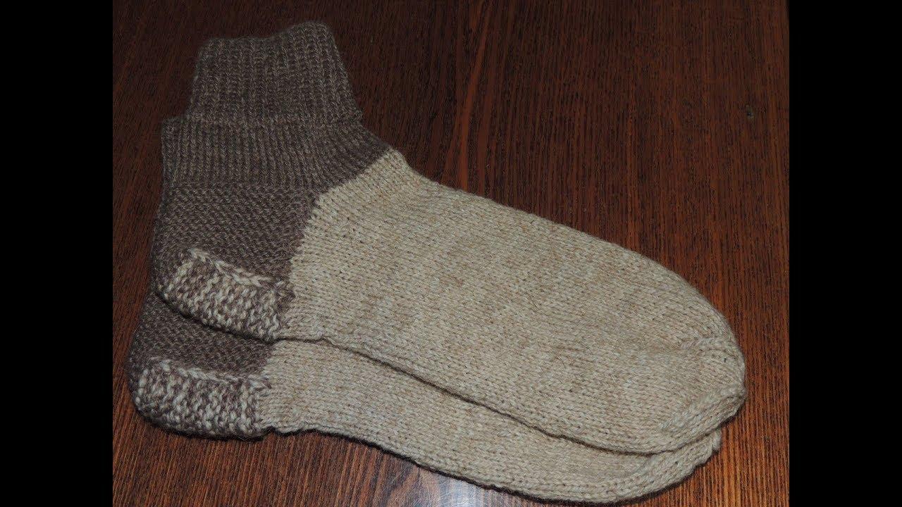 как связать носки на спицахучимся вязать носки от а до я носки