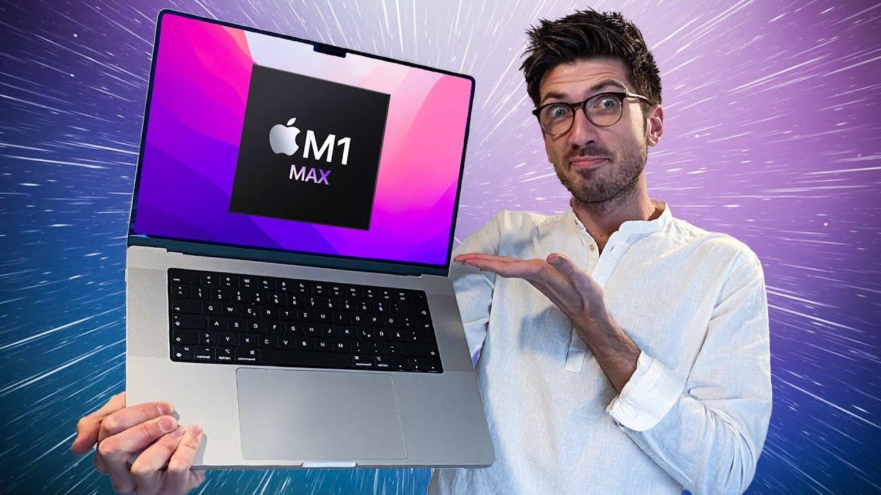 Wie viel Power wollt ihr? JA! - MacBook Pro 16 und M1 Max