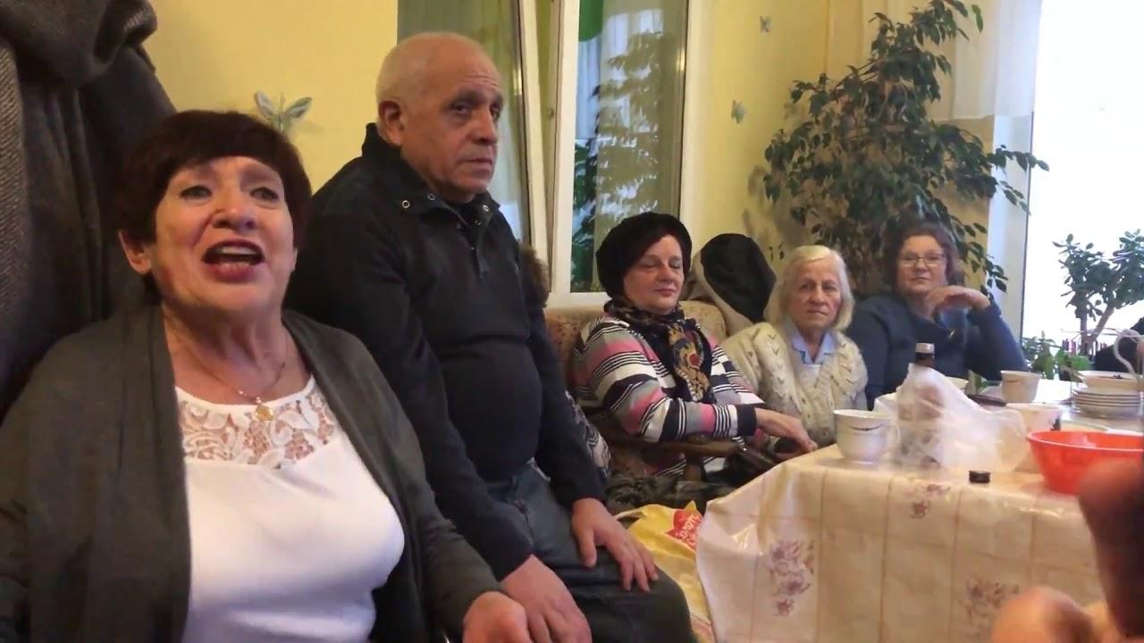 На старый Новый год в пансион Климово 14.01.20 - YouTube