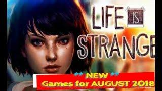 New upcoming android games for august 2018 أحدث ألعاب الاندرويد المجانية لشهر اغسطس