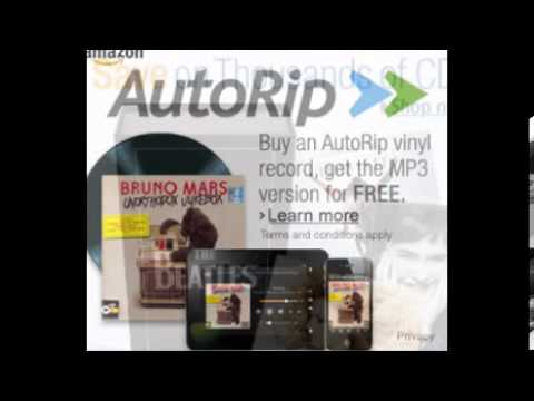 Buy a CD or Vinyl Record, Instantly Get the MP3 Version for FREE