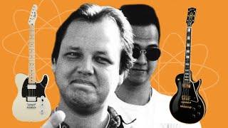 How Pixies Got Their Guitar Sound