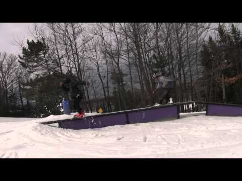 Late 2013 Season Blue Mountain Shredding