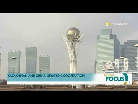 Kazakhstan and china strategic cooperation