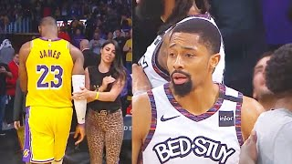 LeBron James Chokes & Anthony Davis Misses Game Winner In Wild Final Minutes vs Nets! Lakers vs