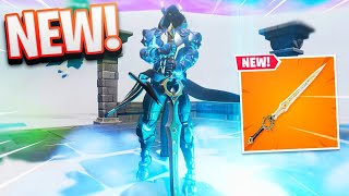 "NEW ""INFINITY BLADE"" GAMEPLAY VICTORY in Fortnite!"