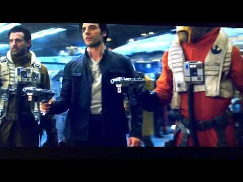 Poe Starts a Mutiny (Star Wars The Last Jedi)