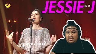 Jessie J - My Heart Will Go On (The Singer 2018) [MUSIC REACTION]