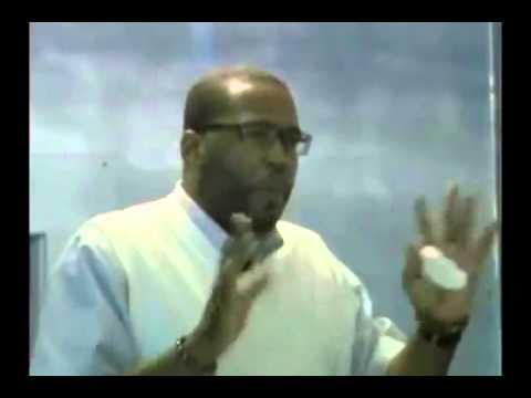 Dr.Umar Johnson; The Emotional, Spiritual, Physical and Mental Bodies (K.I.K)