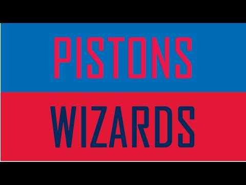 Detroit Pistons vs Washington Wizards    FULL HIGHLIGHTS    Oct 20, 2017    NBA