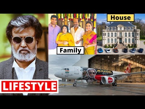 Rajinikanth Lifestyle 2020, Wife, Income, House, Cars, Family, Biography, Movies & Net Worth