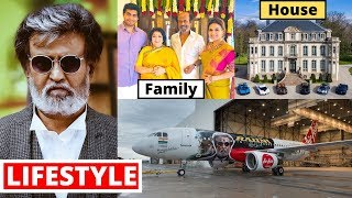 Rajinikanth Lifestyle 2020, Wife, Income, House, Cars, Family, Biography, Movies & Net Worth