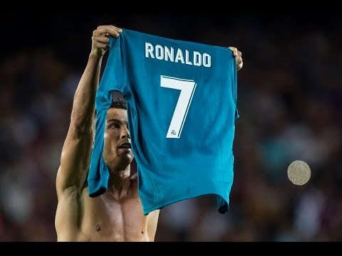 bff4d2558a5 Cristiano Ronaldo vs Barcelona ○ 13/08/2017 ○ Super Cup ○ Individual  Highlights. Football Ls