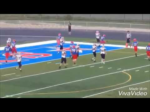 Tri West Middle school football Official Mixtape