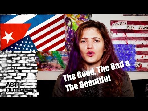 [Act Out! 136] - Cuba: What You Didn't Know You Didn't Know