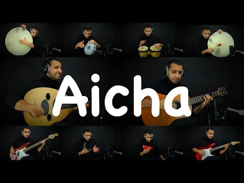 Aicha - Cheb Khaled (Oud cover) by Ahmed Alshaiba