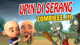 Upin ipin diserang Zombie , Upin takut? GTA Lucu