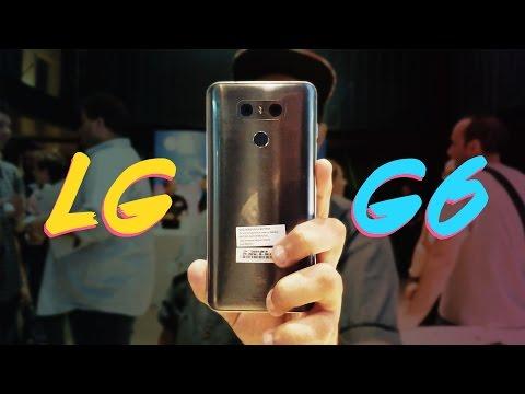 6 CURIOSIDADES SOBRE LG G6 + PREÇO