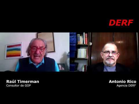 Raúl Timerman: El Presidente es Alberto