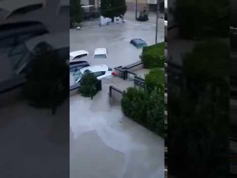 Maltempo EMILIA: alluvione a Lentigione