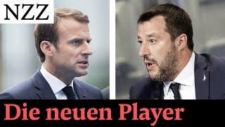 Europawahl: Wer hat in Brüssel künftig die Macht?