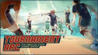 Tournament Arc S1E2: Haikyuu!! and Sports Anime