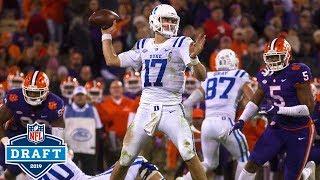Daniel Jones NFL Draft Tape | Duke QB