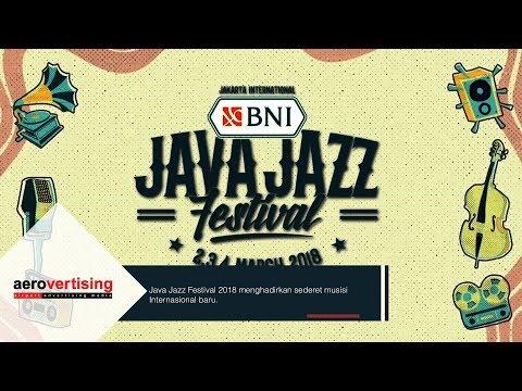 Java Jazz 2018 - TV Commercial